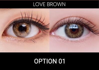 Twenty wish love brown