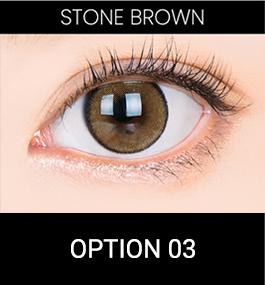 Jadey stone brown