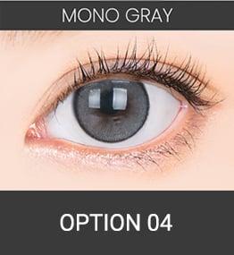 Jadey mono gray