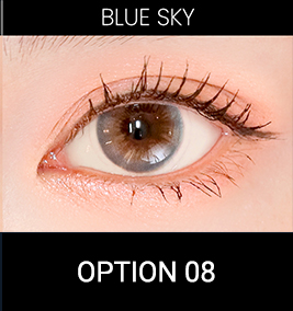 Sugar pastel I blue sky