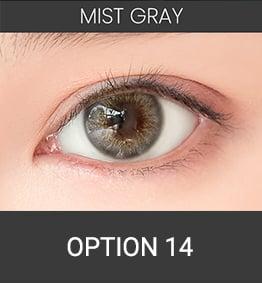 Soela eye mist gray