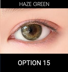 Soela eye hazel green