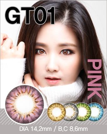 GT01ピンク