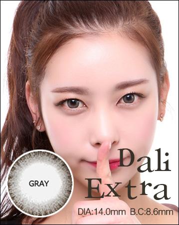 【乱視用】ダリエキストラ・グレー