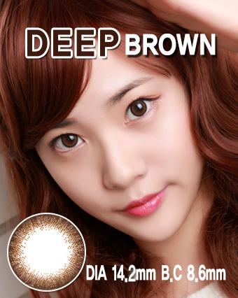 ディープブラウン