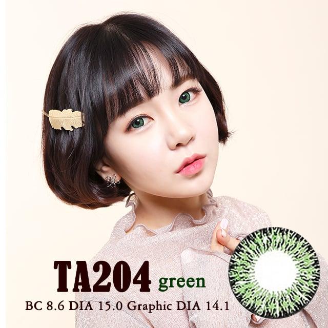 TA204グリーン