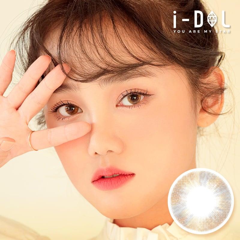 i-DOLレンズ【新商品】ARSHA SWEET BROWN・アルシャスィートブラウン