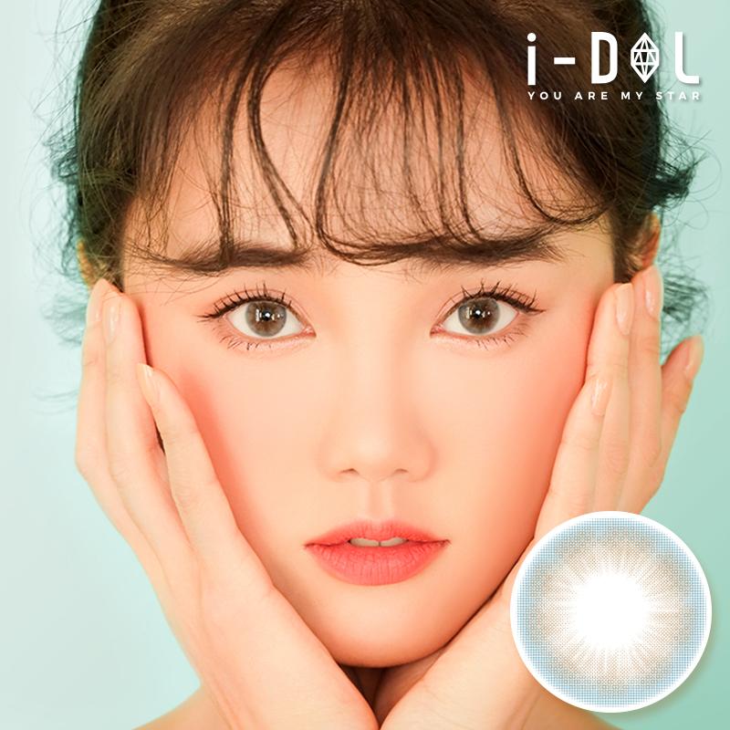 i-DOLレンズ【新商品】SUGAR PASTELi BLUE SKY・シュガーパステルアイブルースカイ