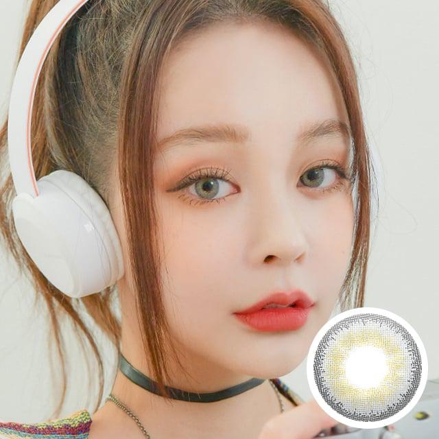 韓国SNSで大人気のカラコン新作
